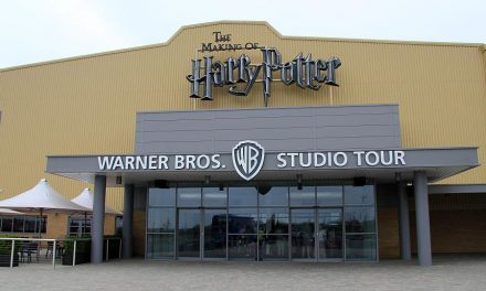 Tåbelig pakkerejse til Harry Potter Studio Tour