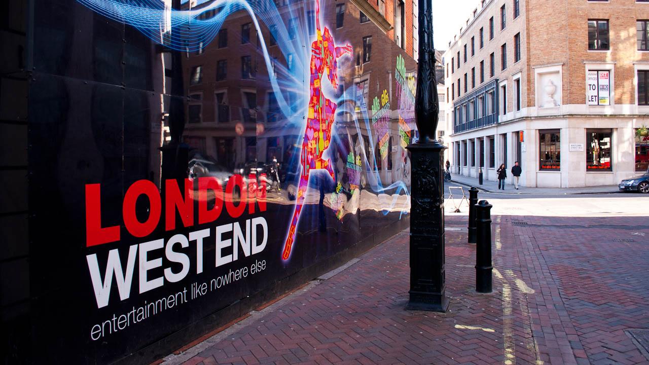 Kendte Skuespillere på Scenen i West End (London)