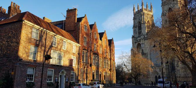 York – og Gaden med de tre Harry Potter-forretninger