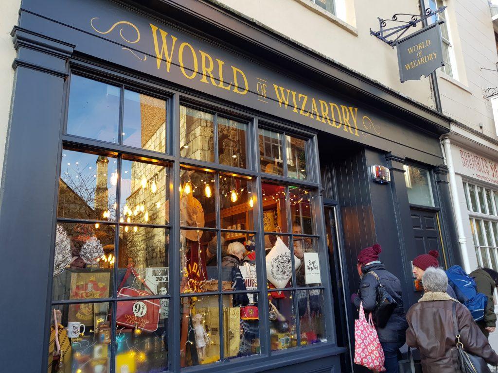 World of Wizardry i York