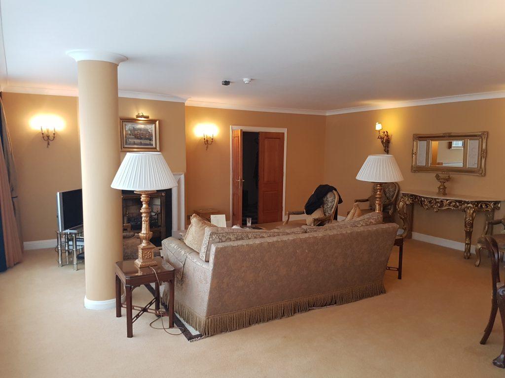 Elizabeth Taylor-suiten på Gresham i Dublin