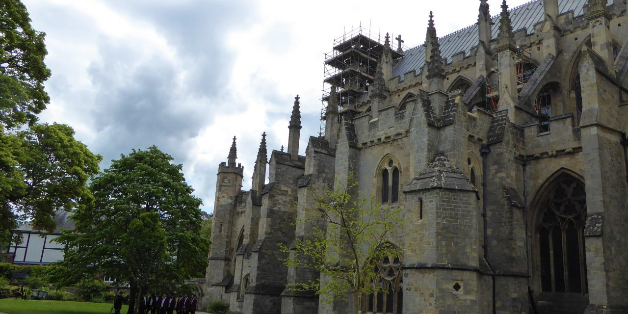 Exeter – middelalderbyen på vejen til Cornwall